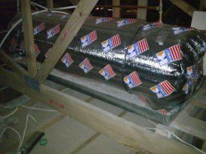 Geyser installation